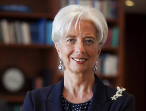 - Christine Lagarde 300x228 - International Women's Day: Running the World