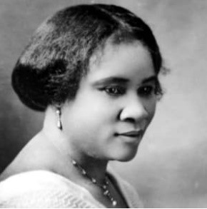 black history month - Madam CJ Walker - Black History Month: Moments in Business