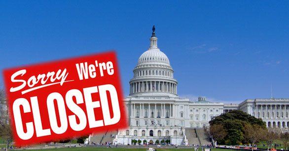 GovernmentClosed
